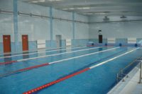 Плавательный бассейн аквапарка Кобрин