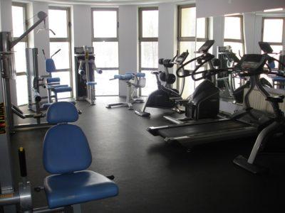 Тренажерный зал в Кобринском Аквапарке
