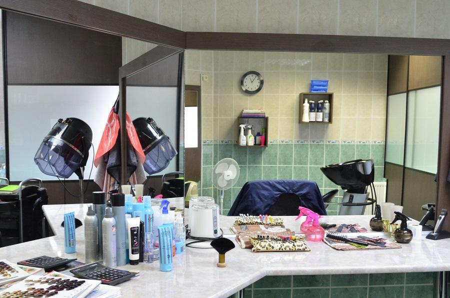 Парикмахерская в Кобринском Аквапарке