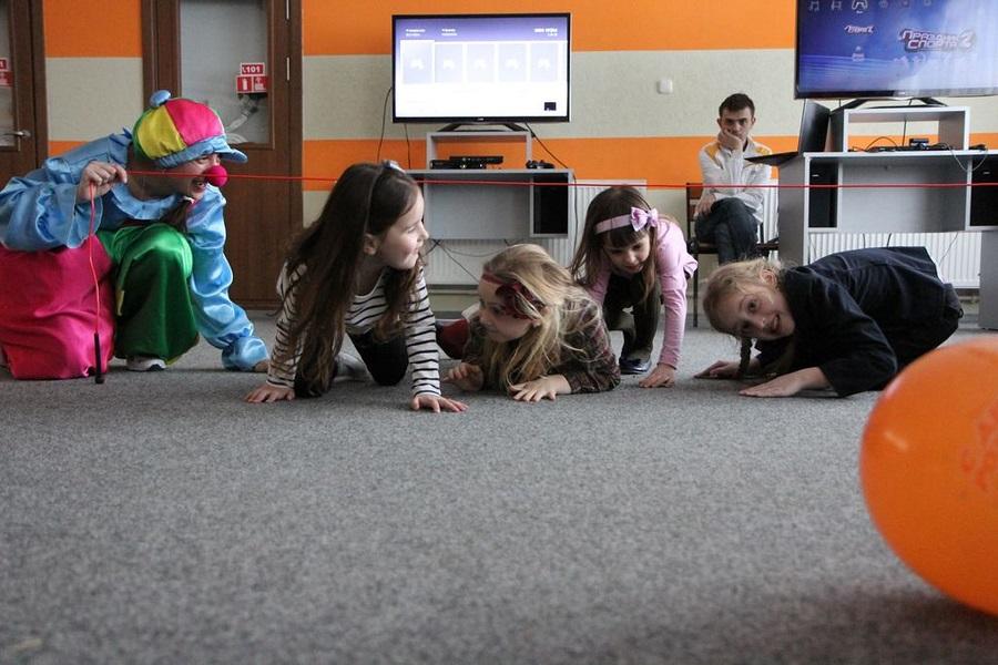 Организация детских праздников в Кобринском аквапарке