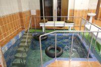 Провисание в воде в Кобринском Аквапарке